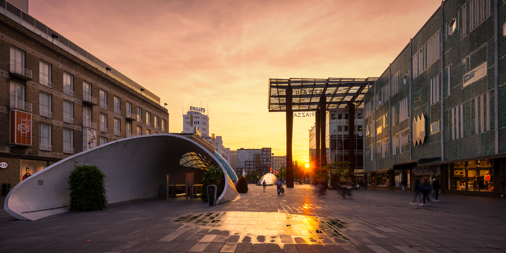 Tips for the best golden hour cityscape photos