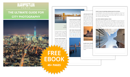 Free eBook about Cityscape Photography - RAWSTER Photo