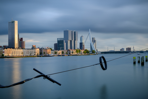 Free Photography Walk Rotterdam - Skyline