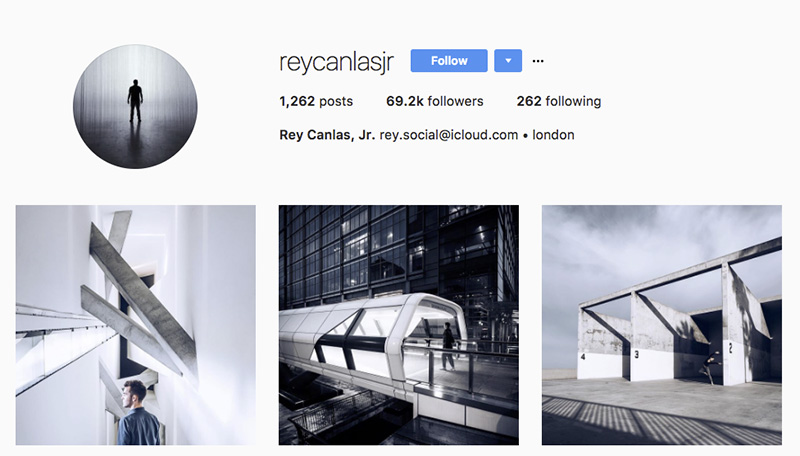 Best Instagram Cityscape Photographer