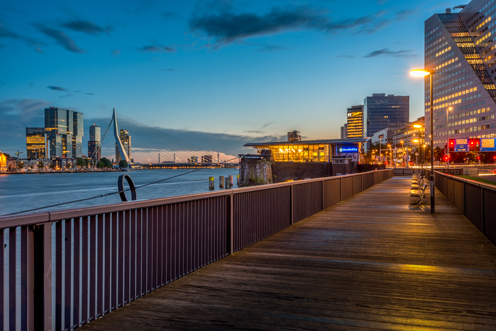 Cityscape Photography with a Wide Angle Lens