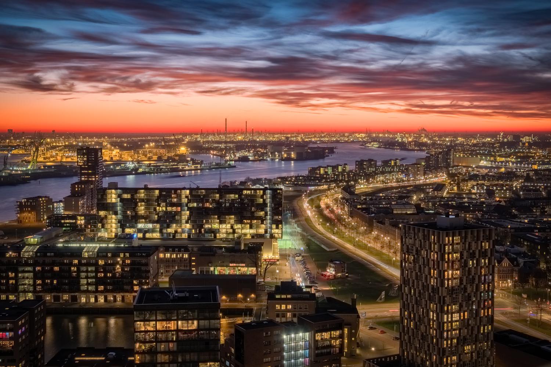 Twilight - Tips Cityscape Photography