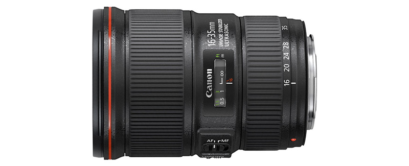 Wide-angle Lens for Cityscape Photography