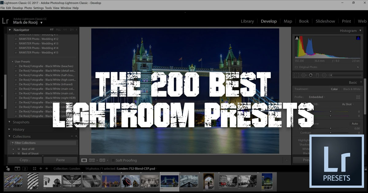 The 200+ best free and paid Adobe Lightroom presets in 2019