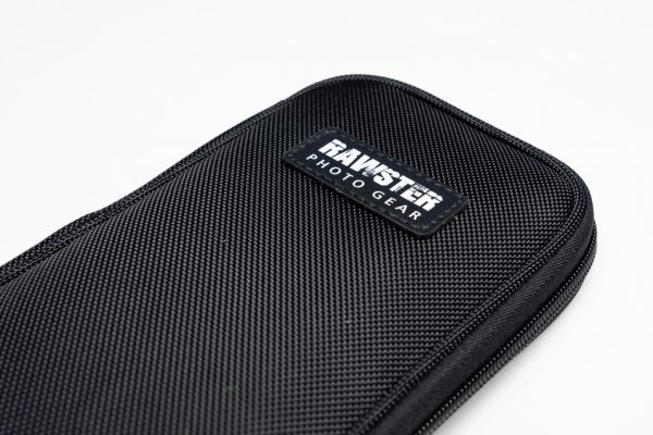 Camera filter and memory card case