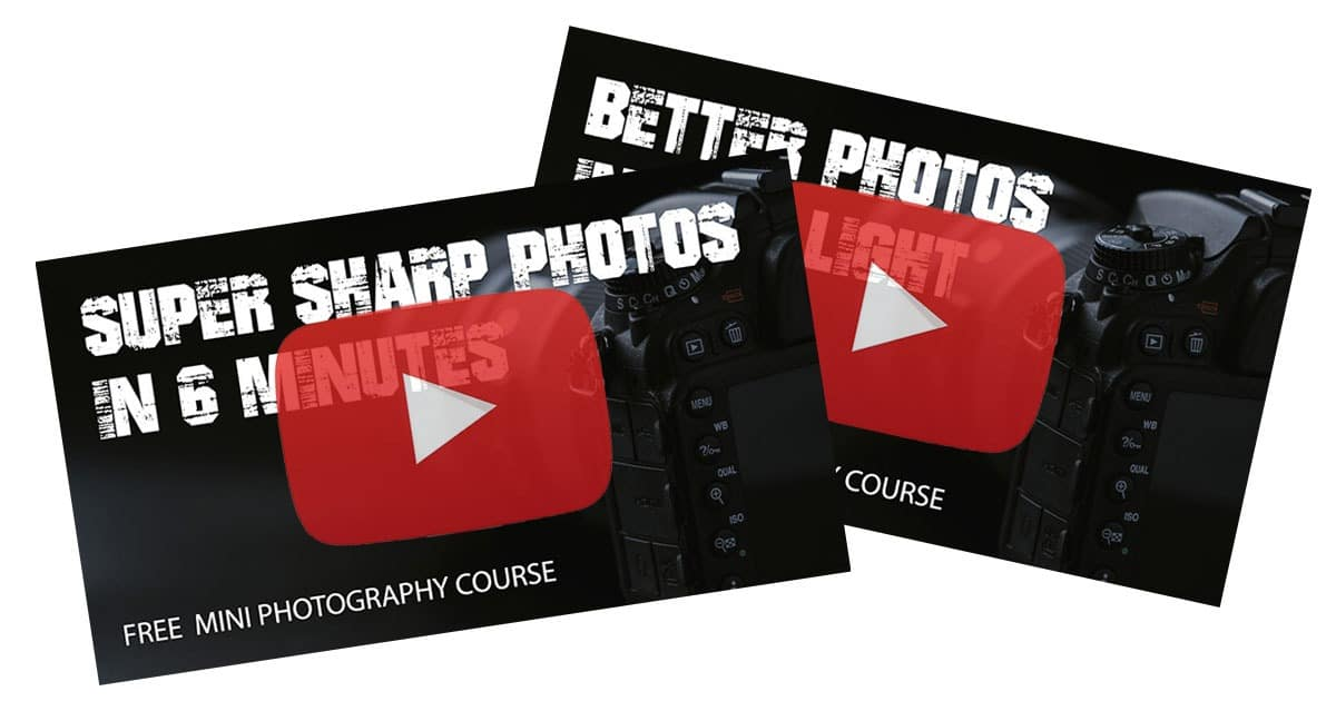 Enrol in this free photo course
